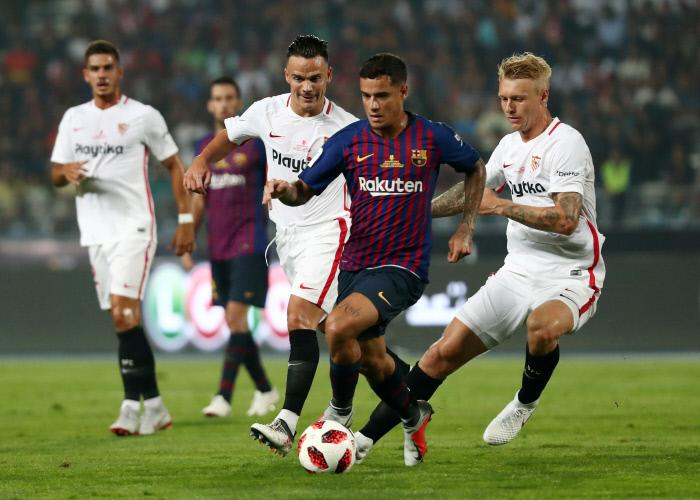 Pronostic FC Barcelone Real Sociedad