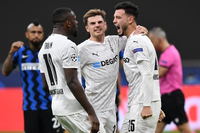 Pronostic M Gladbach Eintracht Francfort