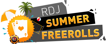 RDJ Summer Freerolls