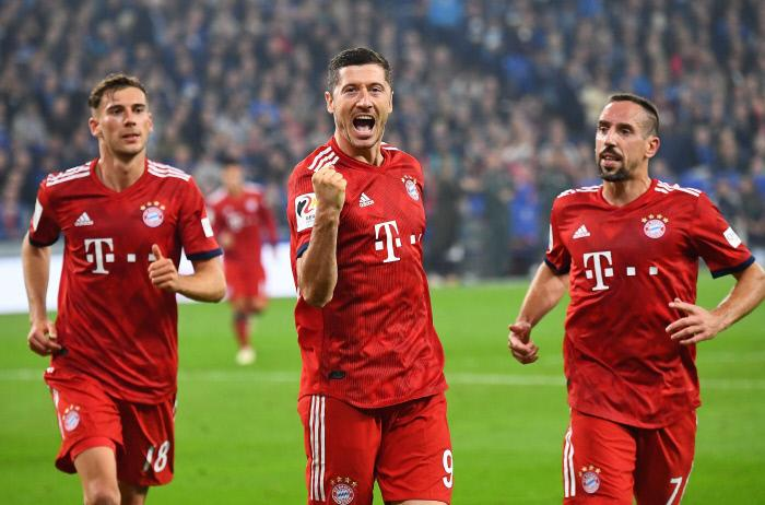 Pronostic Bayern Munich Liverpool