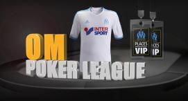 L'OM Poker League débarque chez Bwin Poker