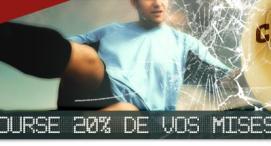 Winamax rembourse 20% de vos paris foot uniquement aujourd'hui !