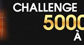 Challenge Roland-Garros : 5000 € à gagner chez NetBet !