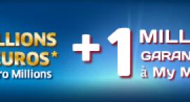 37 millions d'euros ce mardi 26 mai à l'EuroMillions !