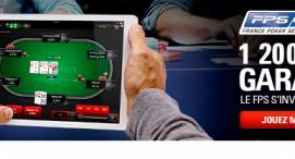 France Poker Series Online : 1.200.000 garantis !