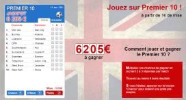 Toujours au moins 11.000 euros à gagner sur France-Pari !