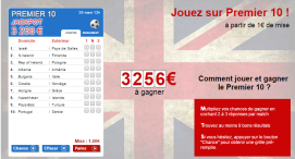 Près de 6.000 euros à gagner sur France-Pari !
