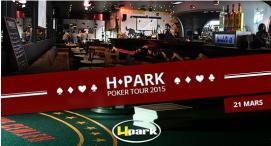 Amateurs de rugby, qualifiez-vous pour le H Park Poker Tour 2015