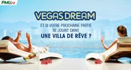 Partez à Las Vegas et participez à la prochaine Web série PMU Poker dans une villa de rêve : Vegas Dream !